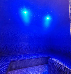 Sauna & Aromatherapy Steam Room